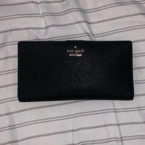 Kate spade slim bifold wallet.